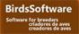 Software destinado a criadores para registo de aves